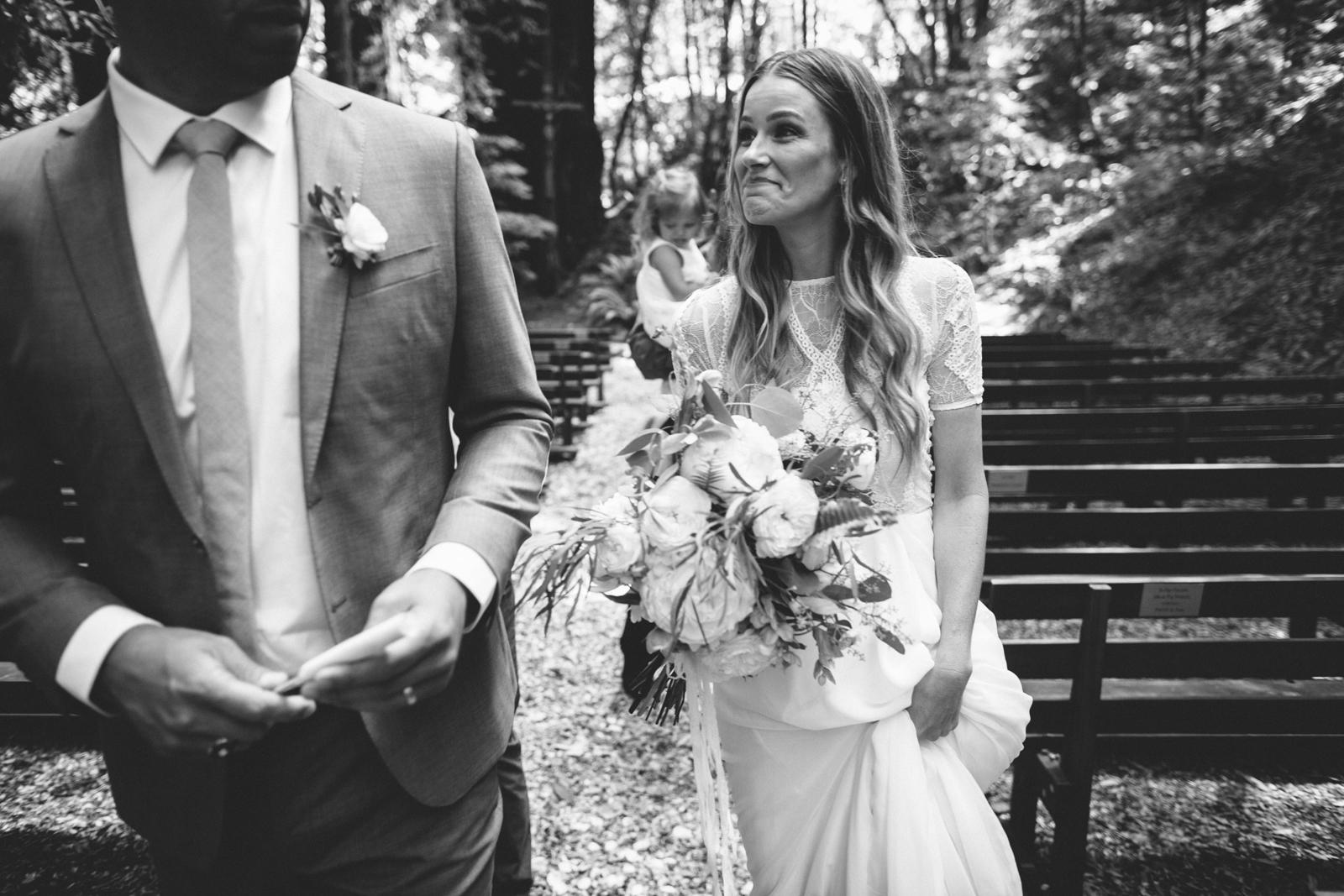 Jenner Cazadero Redwood Wedding Rachelle Derouin Photographer-42.jpg
