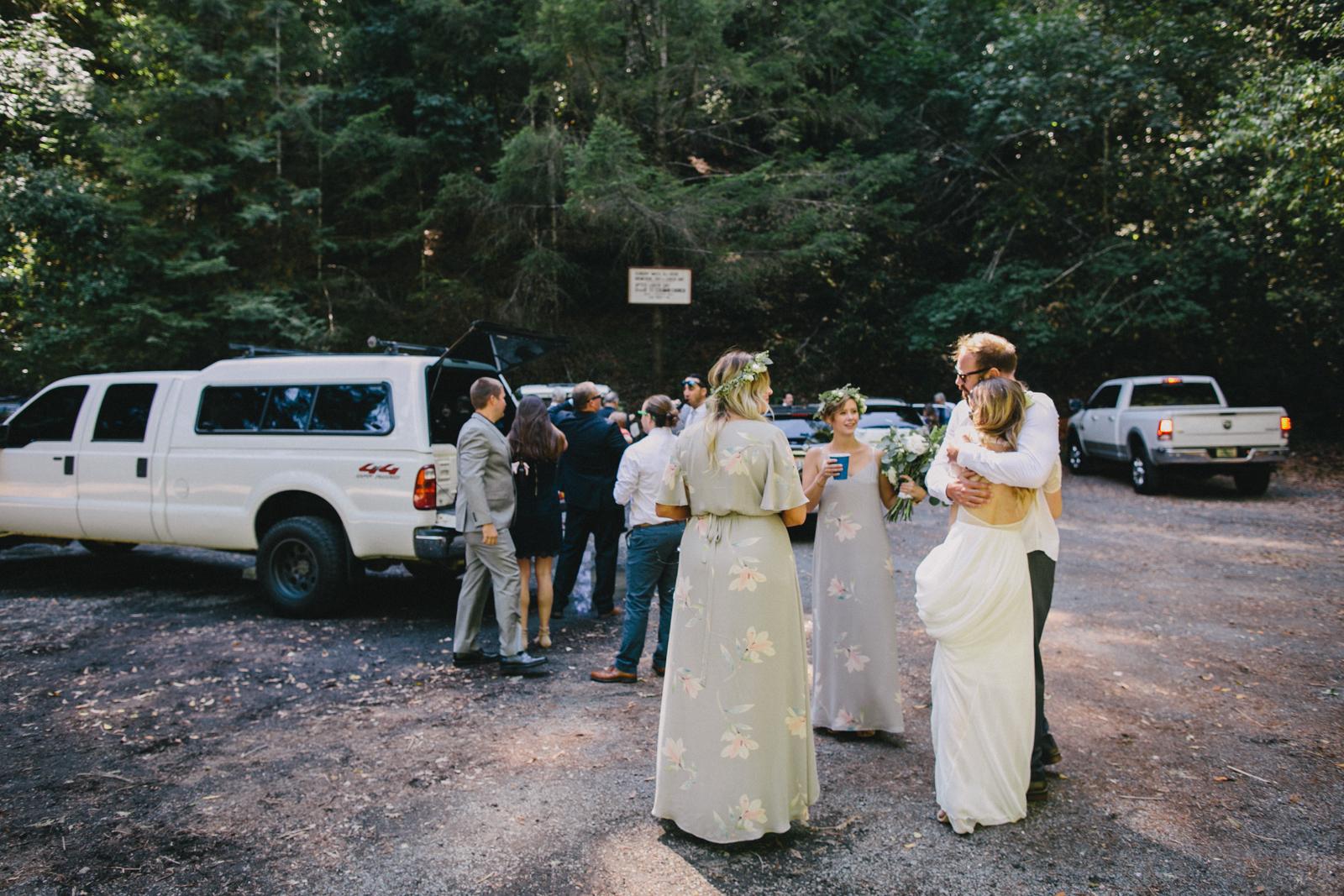Jenner Cazadero Redwood Wedding Rachelle Derouin Photographer-46.jpg