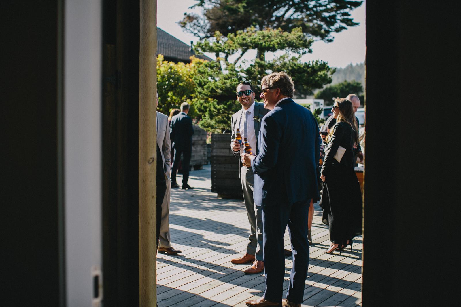Jenner Cazadero Redwood Wedding Rachelle Derouin Photographer-51.jpg