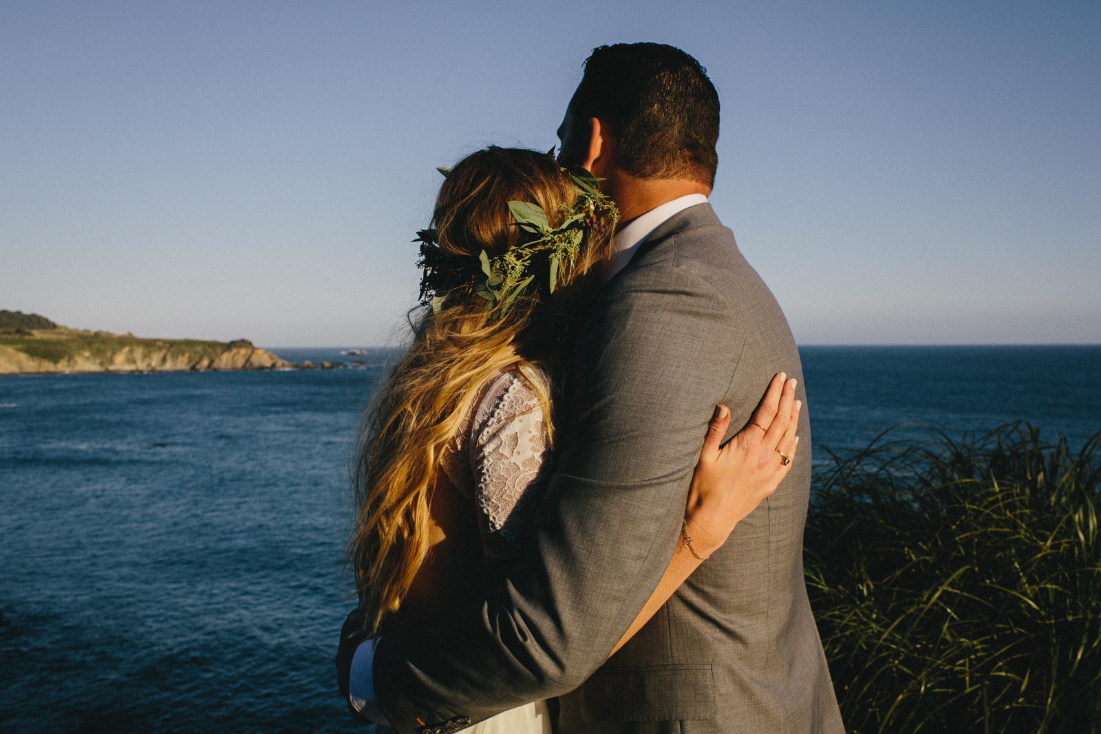 Jenner Cazadero Redwood Wedding Rachelle Derouin Photographer-70.jpg