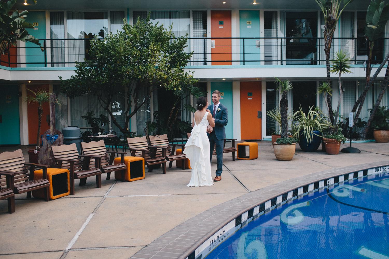 Phoenix Hotel San Francsico Wedding Rachelle Derouin Photographer-75.jpg