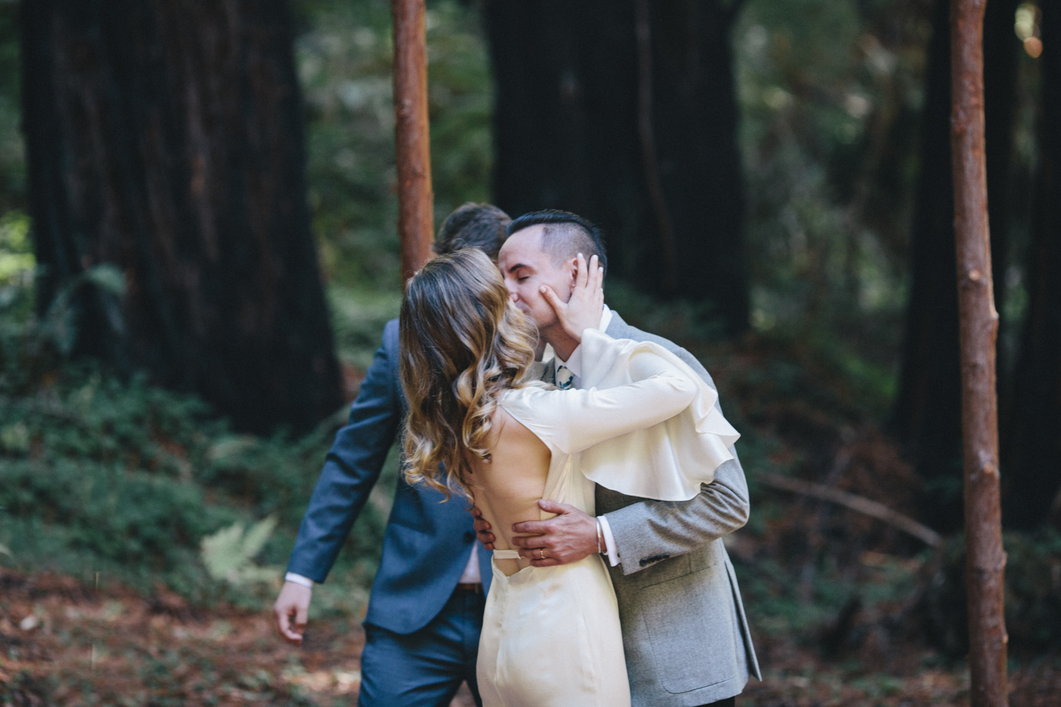 Pescadero Forest Wedding Rachelle Derouin Photographer-30.jpg