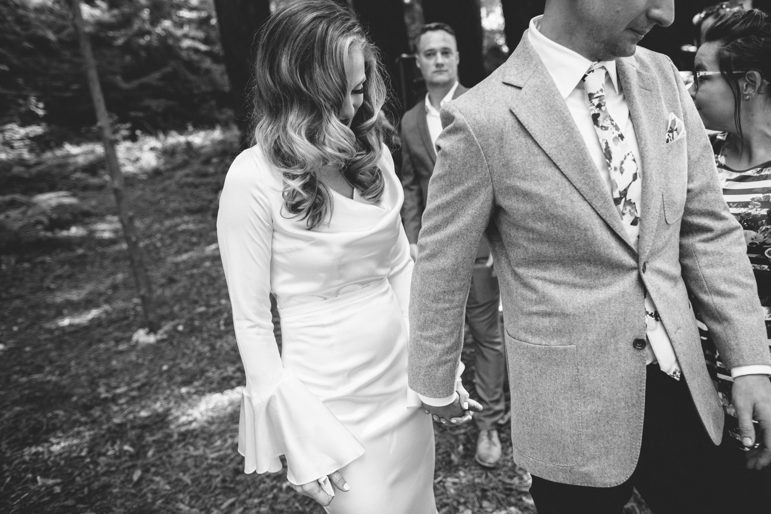 Pescadero Forest Wedding Rachelle Derouin Photographer-32.jpg