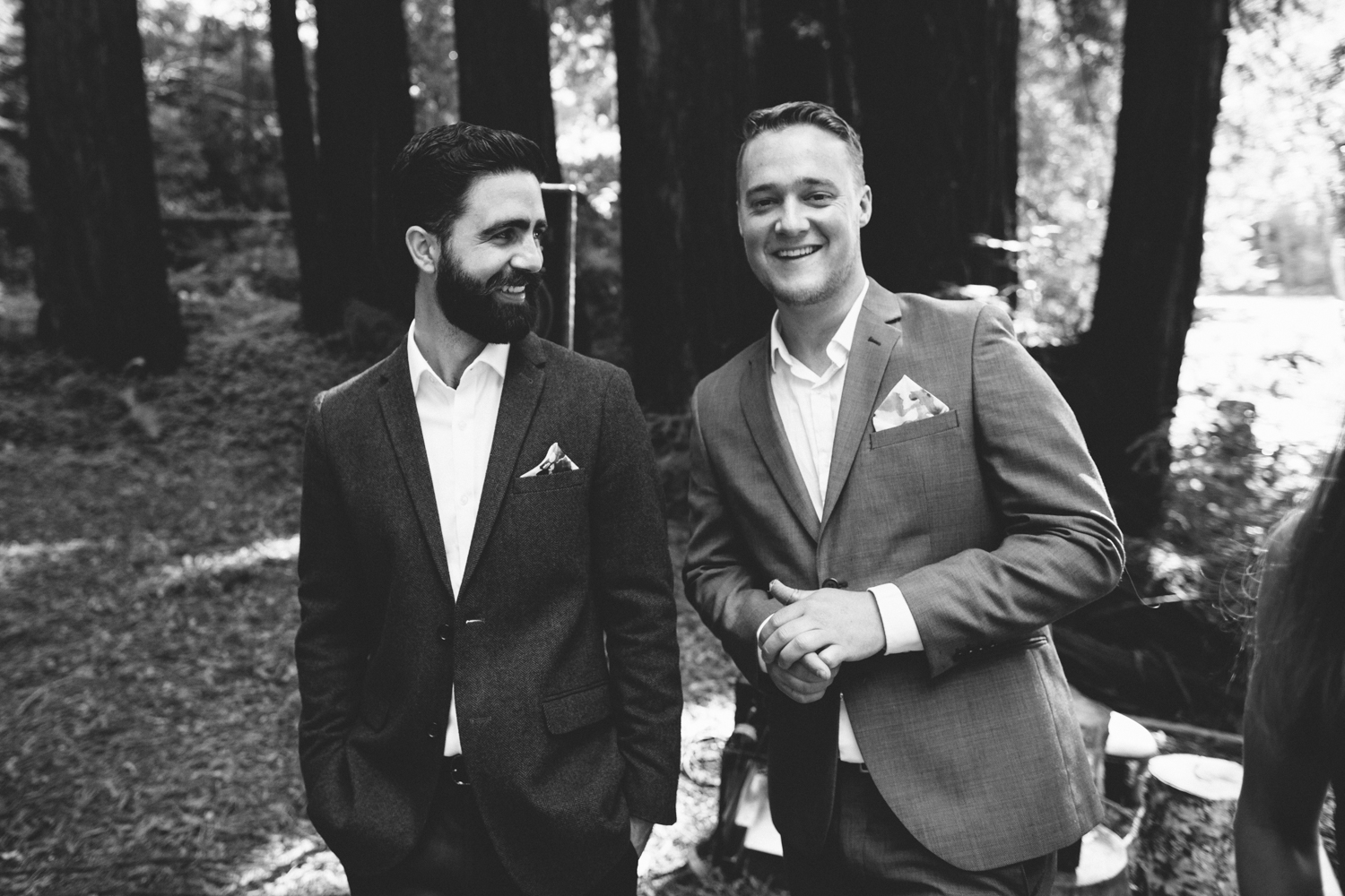 Pescadero Forest Wedding Rachelle Derouin Photographer-33.jpg