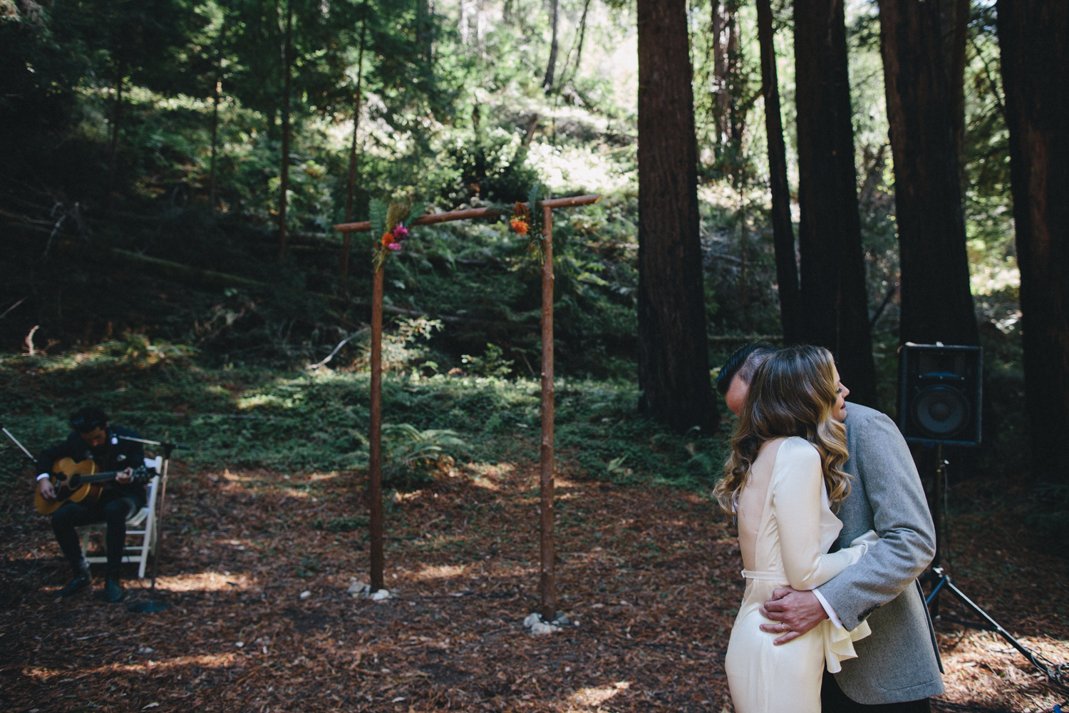 Pescadero Forest Wedding Rachelle Derouin Photographer-34.jpg