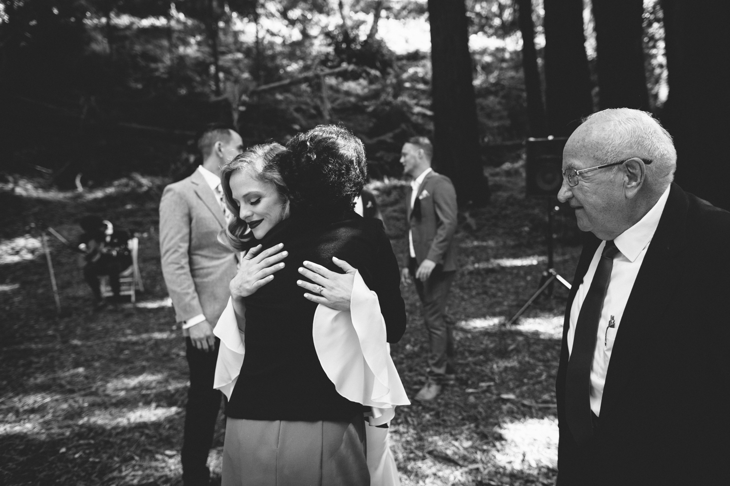 Pescadero Forest Wedding Rachelle Derouin Photographer-36.jpg