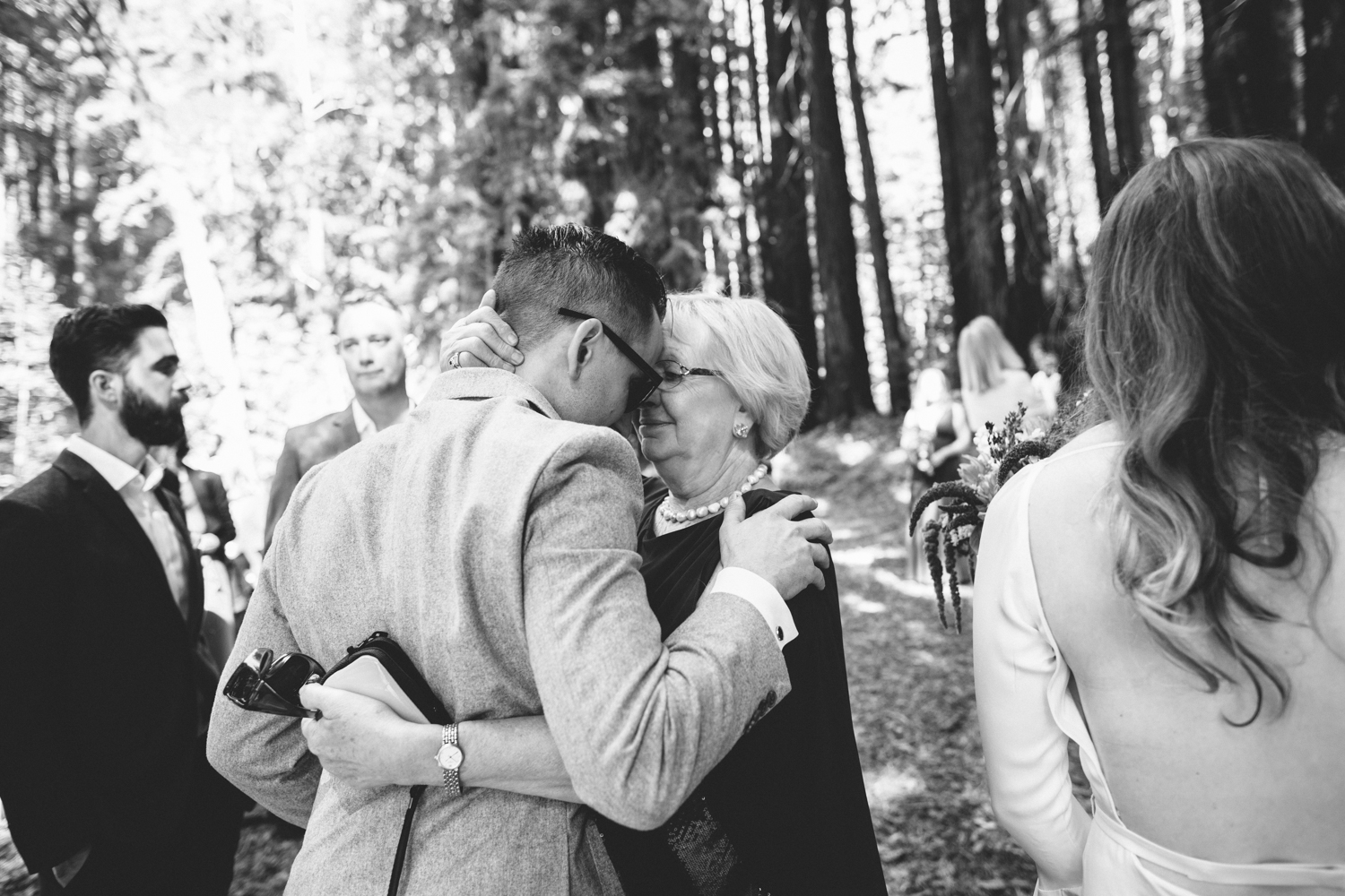Pescadero Forest Wedding Rachelle Derouin Photographer-38.jpg