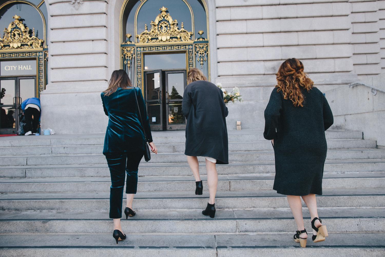 San Francisco City Hall Wedding Rachelle Derouin Photographer-5.jpg