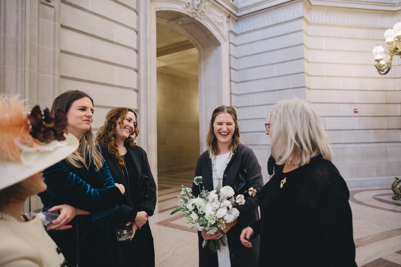 San Francisco City Hall Wedding Rachelle Derouin Photographer-7.jpg