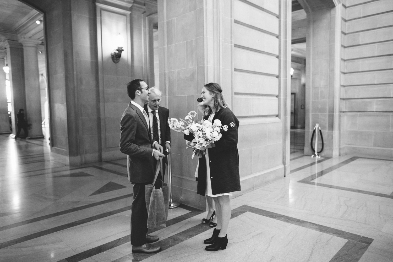San Francisco City Hall Wedding Rachelle Derouin Photographer-9.jpg