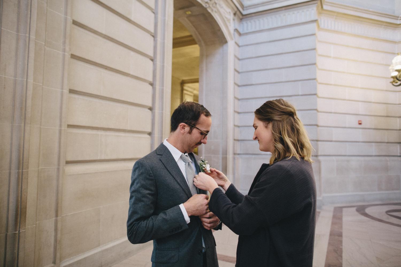 San Francisco City Hall Wedding Rachelle Derouin Photographer-12.jpg