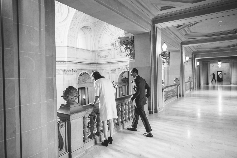 San Francisco City Hall Wedding Rachelle Derouin Photographer-19.jpg