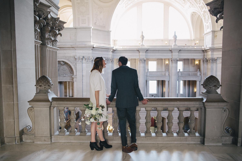 San Francisco City Hall Wedding Rachelle Derouin Photographer-20.jpg