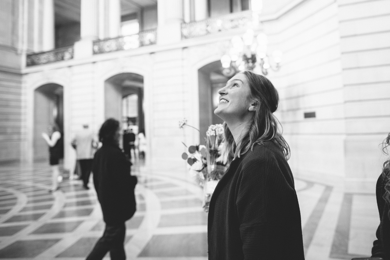 San Francisco City Hall Wedding Rachelle Derouin Photographer-101.jpg