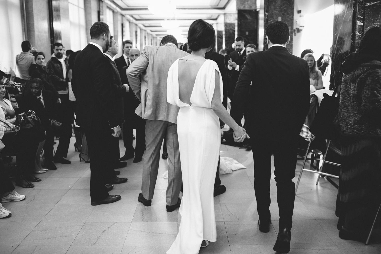 New York City Hall Brooklyn Wedding Rachelle Derouin Photographer-2.jpg