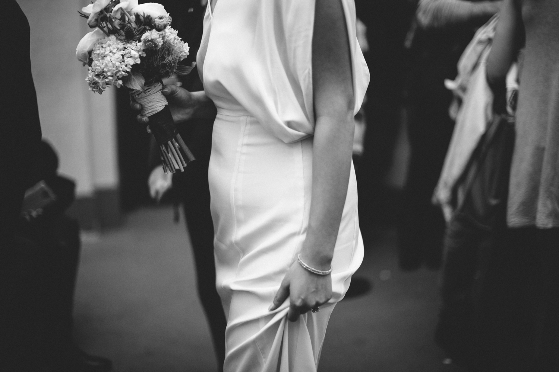 New York City Hall Brooklyn Wedding Rachelle Derouin Photographer-4.jpg