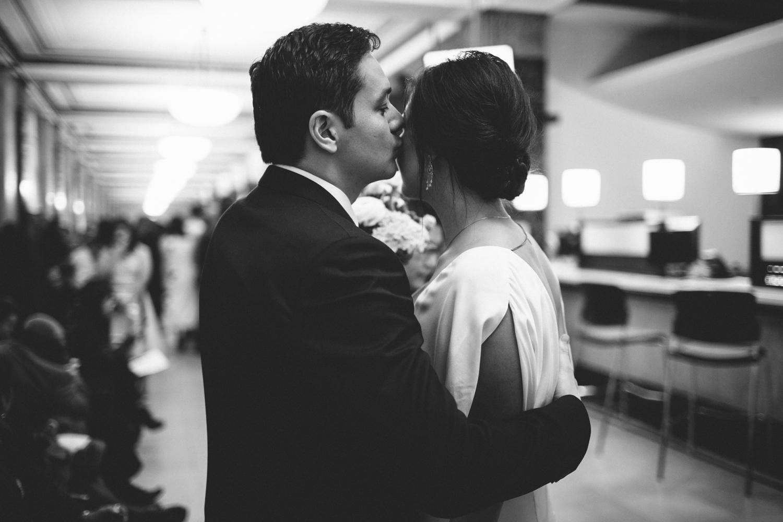 New York City Hall Brooklyn Wedding Rachelle Derouin Photographer-6.jpg