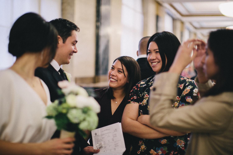 New York City Hall Brooklyn Wedding Rachelle Derouin Photographer-12.jpg