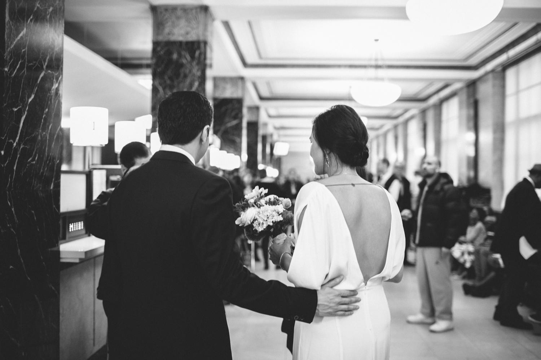 New York City Hall Brooklyn Wedding Rachelle Derouin Photographer-15.jpg