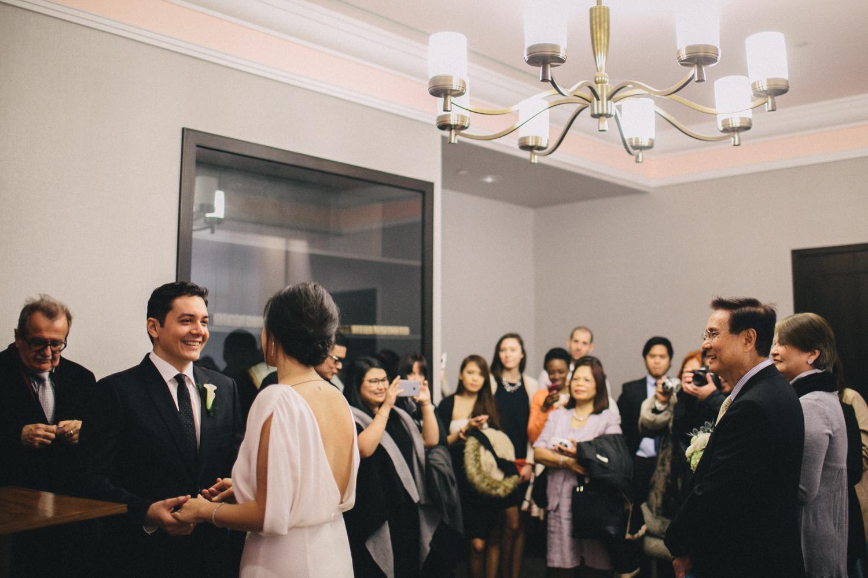 New York City Hall Brooklyn Wedding Rachelle Derouin Photographer-17.jpg
