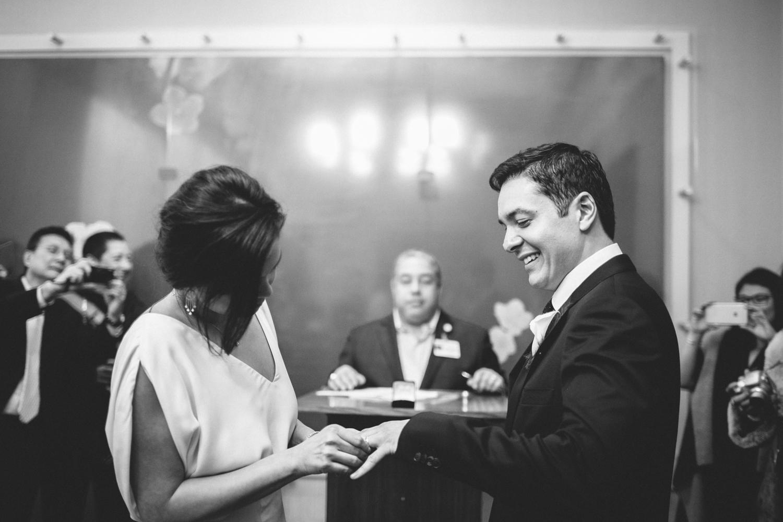 New York City Hall Brooklyn Wedding Rachelle Derouin Photographer-18.jpg