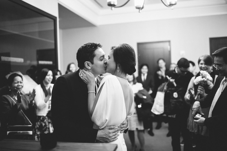 New York City Hall Brooklyn Wedding Rachelle Derouin Photographer-20.jpg
