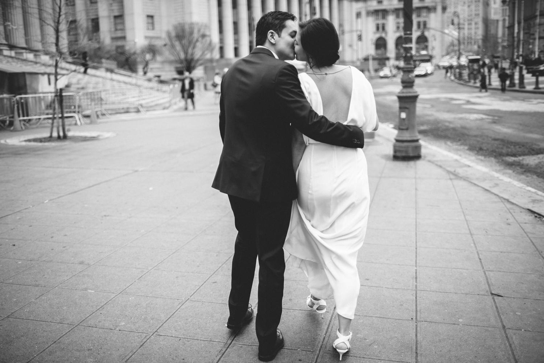 New York City Hall Brooklyn Wedding Rachelle Derouin Photographer-27.jpg