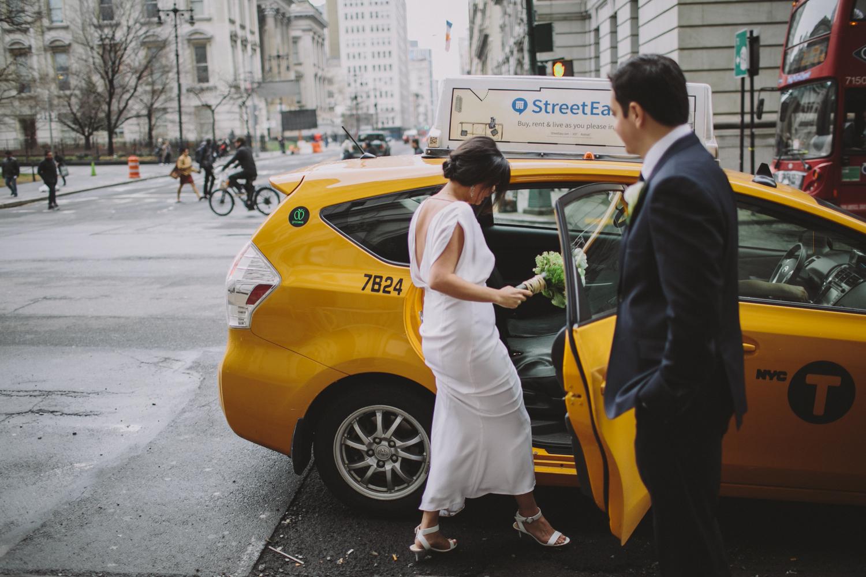 New York City Hall Brooklyn Wedding Rachelle Derouin Photographer-31.jpg