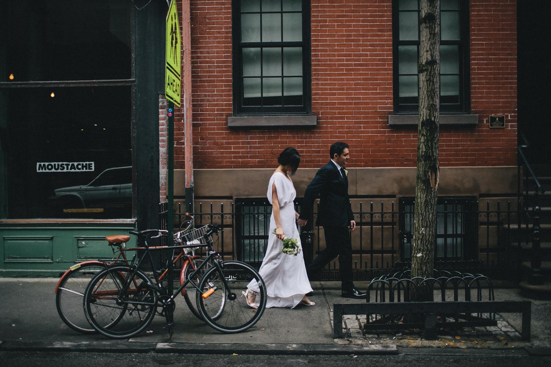 New York City Hall Brooklyn Wedding Rachelle Derouin Photographer-32.jpg