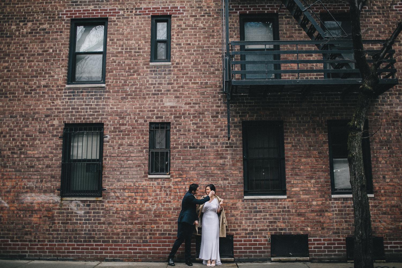 New York City Hall Brooklyn Wedding Rachelle Derouin Photographer-34.jpg