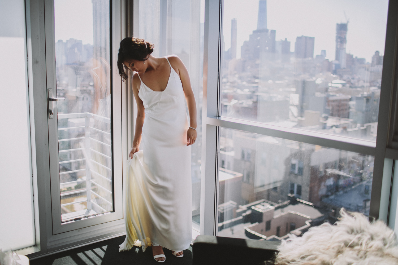 New York City Hall Brooklyn Wedding Rachelle Derouin Photographer-59.jpg
