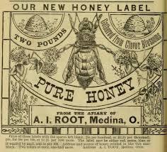 Vintage Honey Labels Beehive Shoppe.png5.jpg