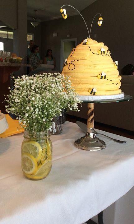 beehive decor house bumble bee art00237.jpg