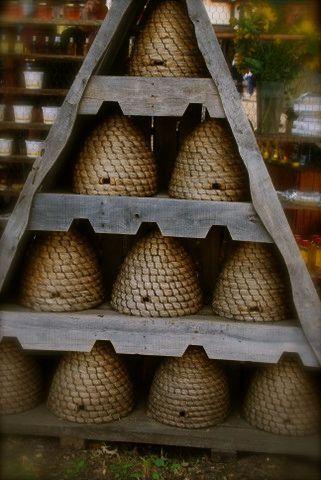 beehive decor house bumble bee art00228.jpg