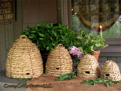 beehive decor house bumble bee art00246.jpg