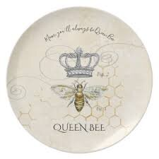 Bee & Beehive Dinner Plates We Love - The Bumble Bee Blog - The Beehive Shoppe10.jpg