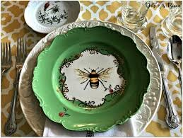 Bee & Beehive Dinner Plates We Love - The Bumble Bee Blog - The Beehive Shoppe17.jpg