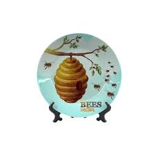 Bee & Beehive Dinner Plates We Love - The Bumble Bee Blog - The Beehive Shoppe18.jpg