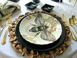Bee & Beehive Dinner Plates We Love - The Bumble Bee Blog - The Beehive Shoppe19.jpg