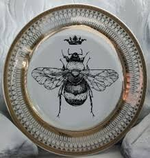 Bee & Beehive Dinner Plates We Love - The Bumble Bee Blog - The Beehive Shoppe27.jpg
