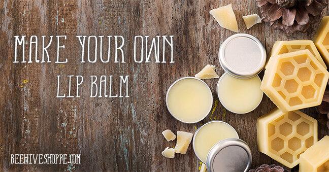 beehive shoppe lip balm — The Bumble