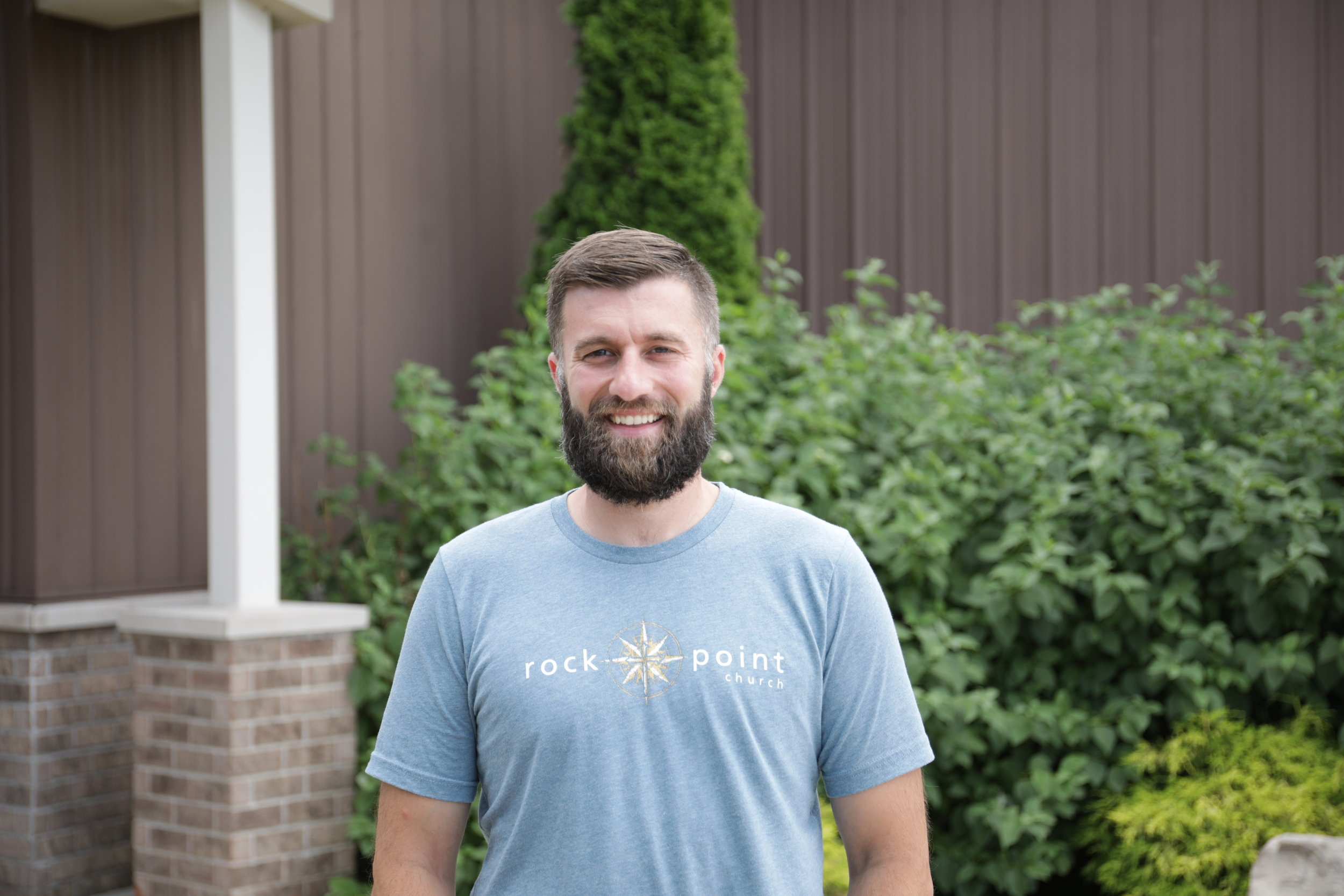 Jake Lowe | Outreach and Missions Director