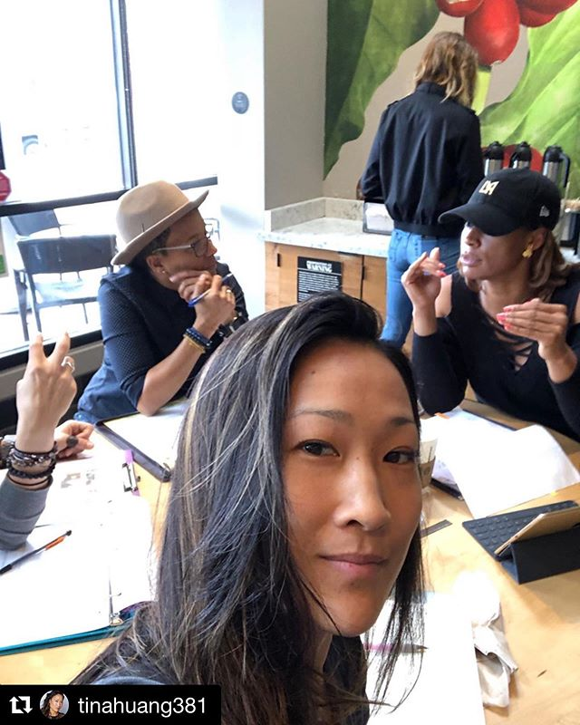#Repost @tinahuang381 with @get_repost ・・・ .@1to1productions in full effect pre-production for #HeWasAskingForIt by @debsjhoon with these badass #femalefilmmakers dir: @iamkimrie DP: @shannanleighreeve 1st AD: @abarrett1218 Executive Producer: @karlamose and me. #femalefilmmakerfriday