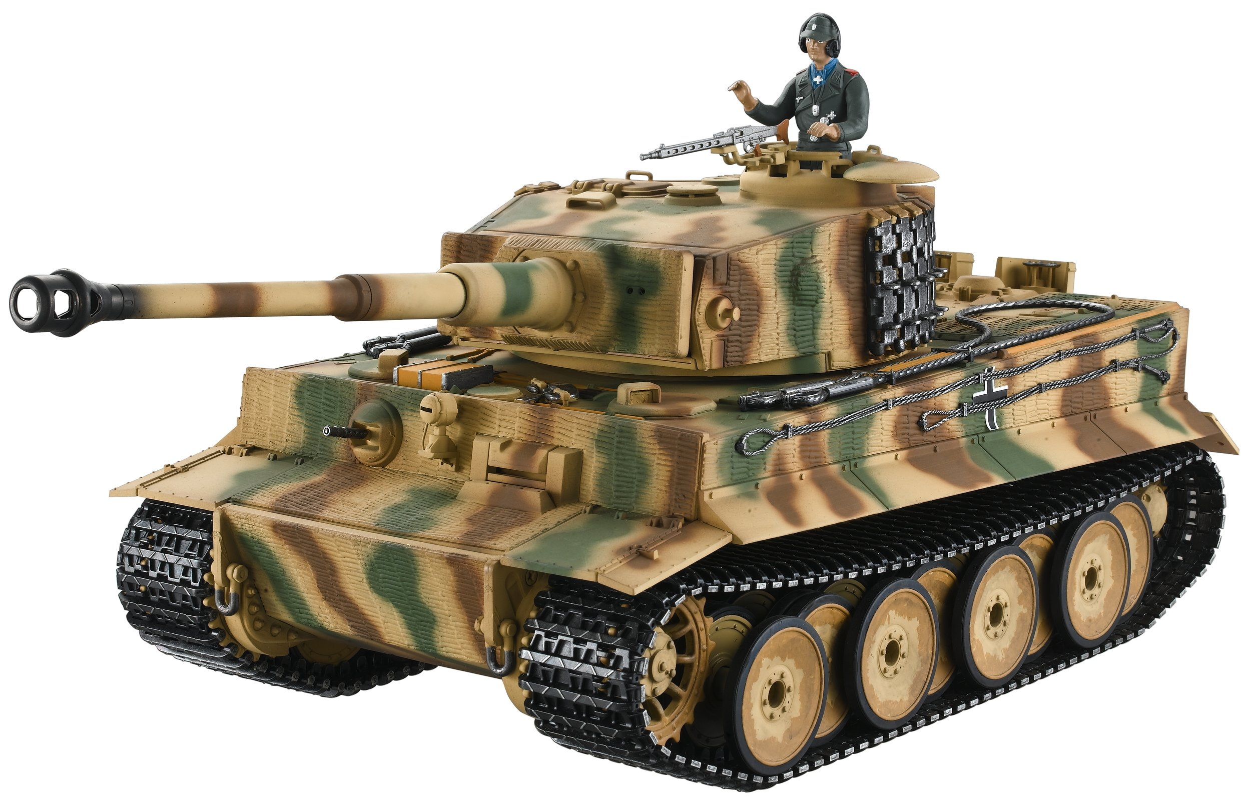 Tiger 1 Tank Parts