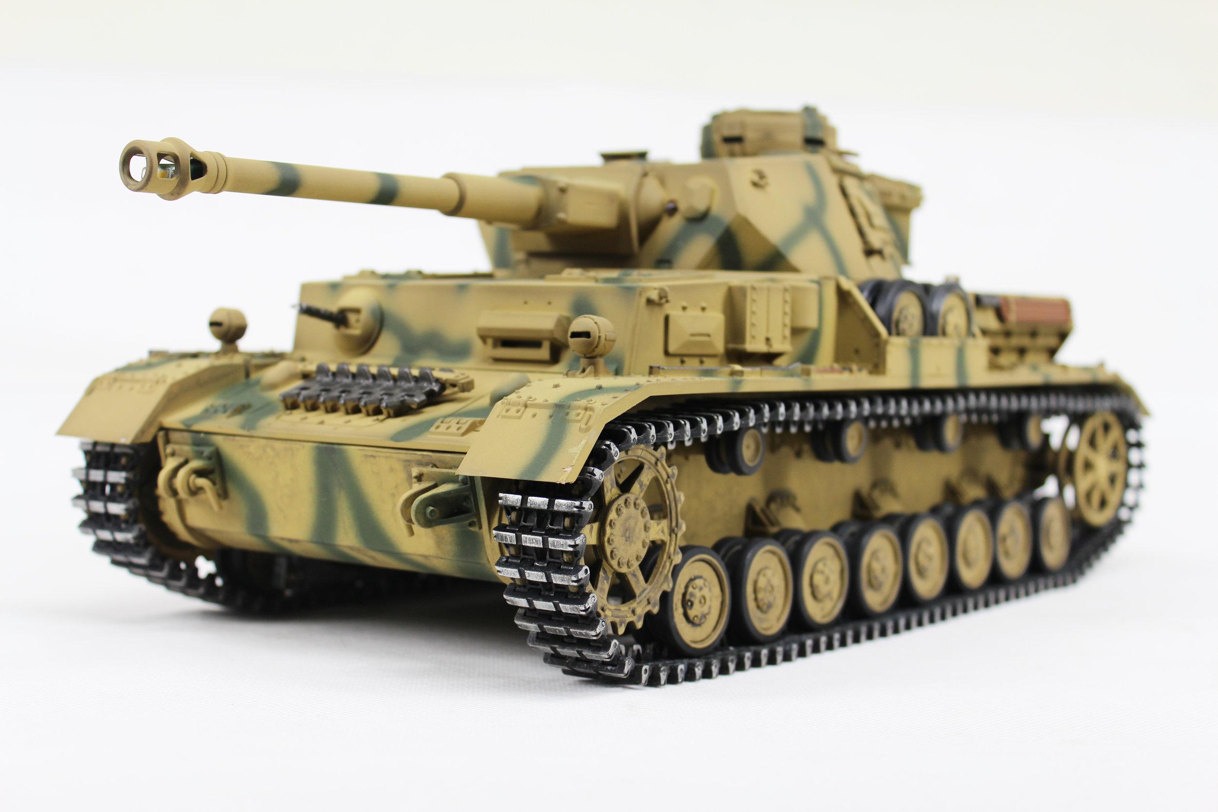 Panzer IV Tank Parts