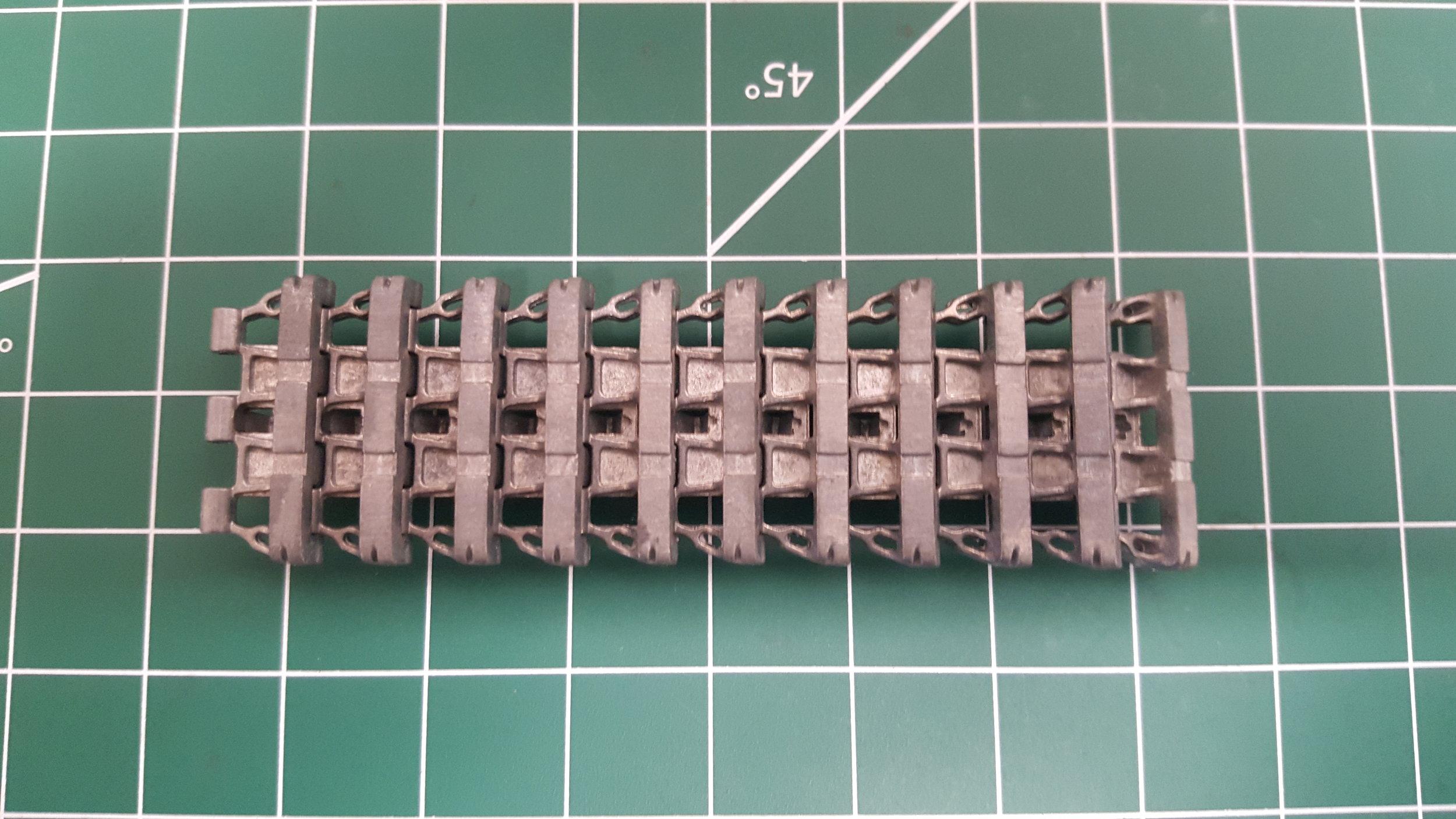 Panzer III/Stug III Metal Tracks