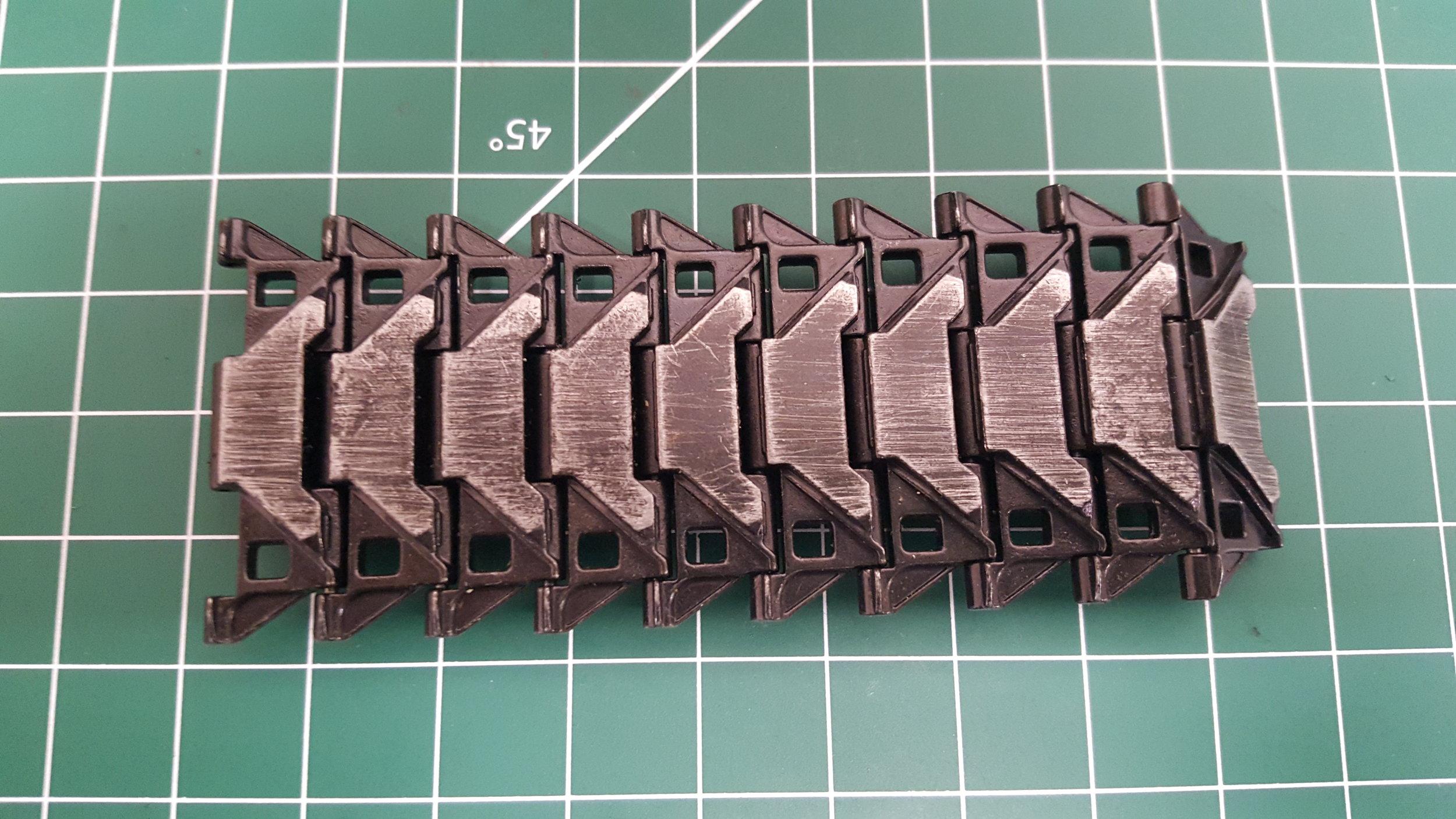 M-41 Bulldog Metal Tracks
