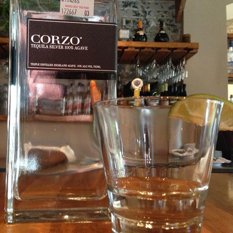Corzo Silver, which uses only the heart of the agave, is our Tequila of the Week.