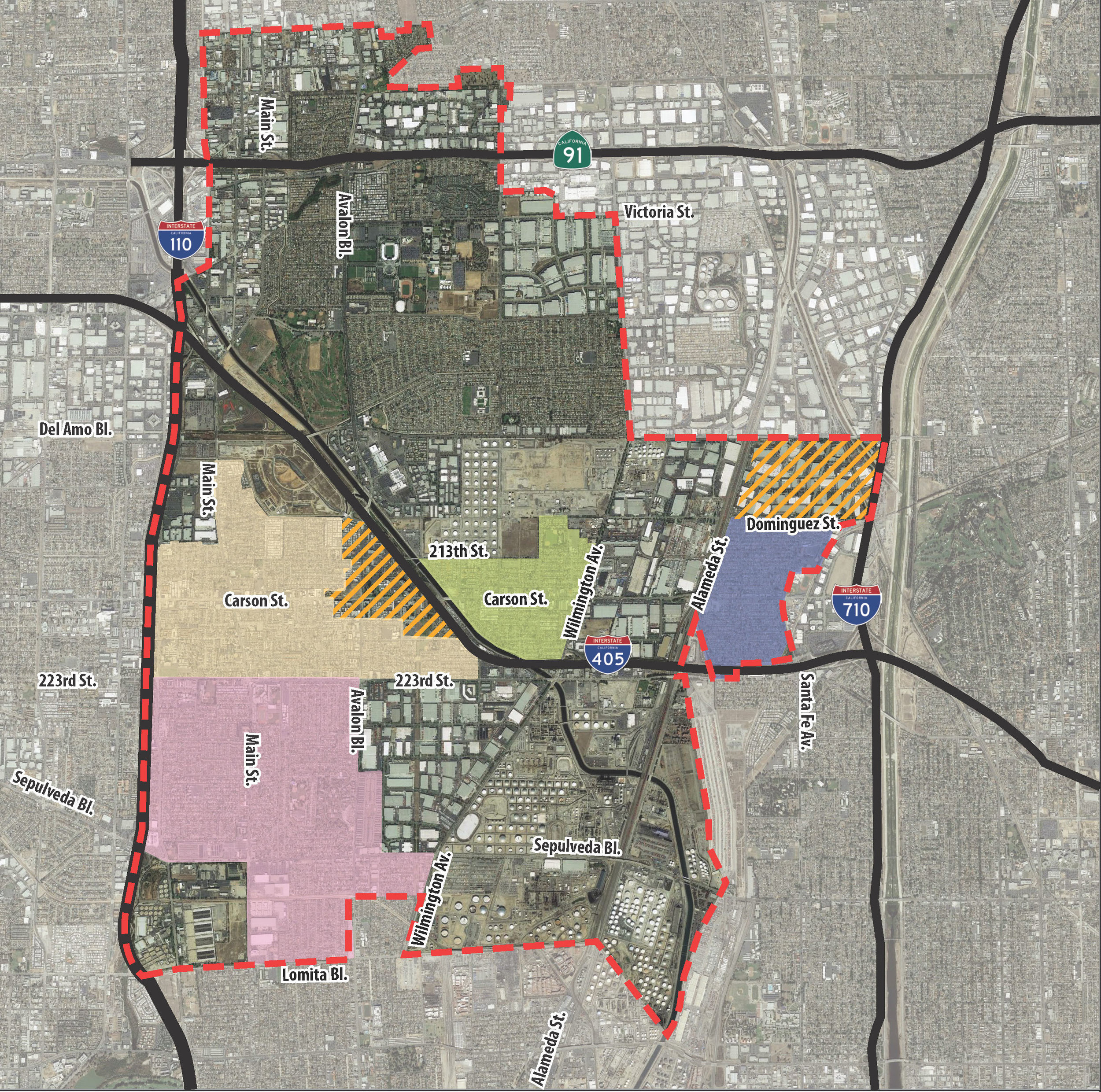 CARSON NEIGHBORHOOD MOBILITY AREA PLAN
