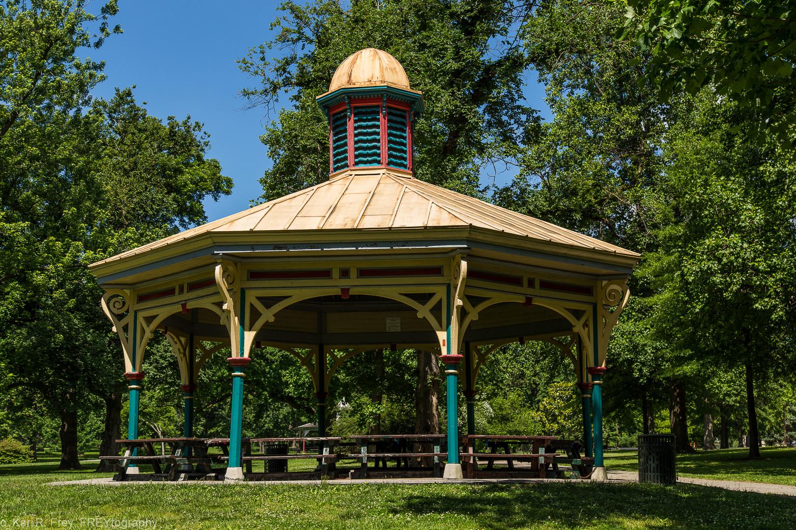 Humboldt South Pavilion